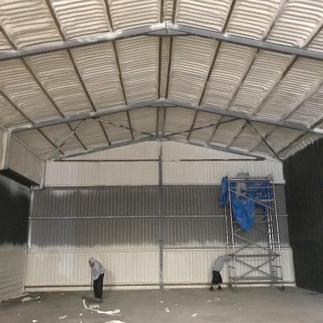 Arrow Insulation Lapolla spray foam contractors 020