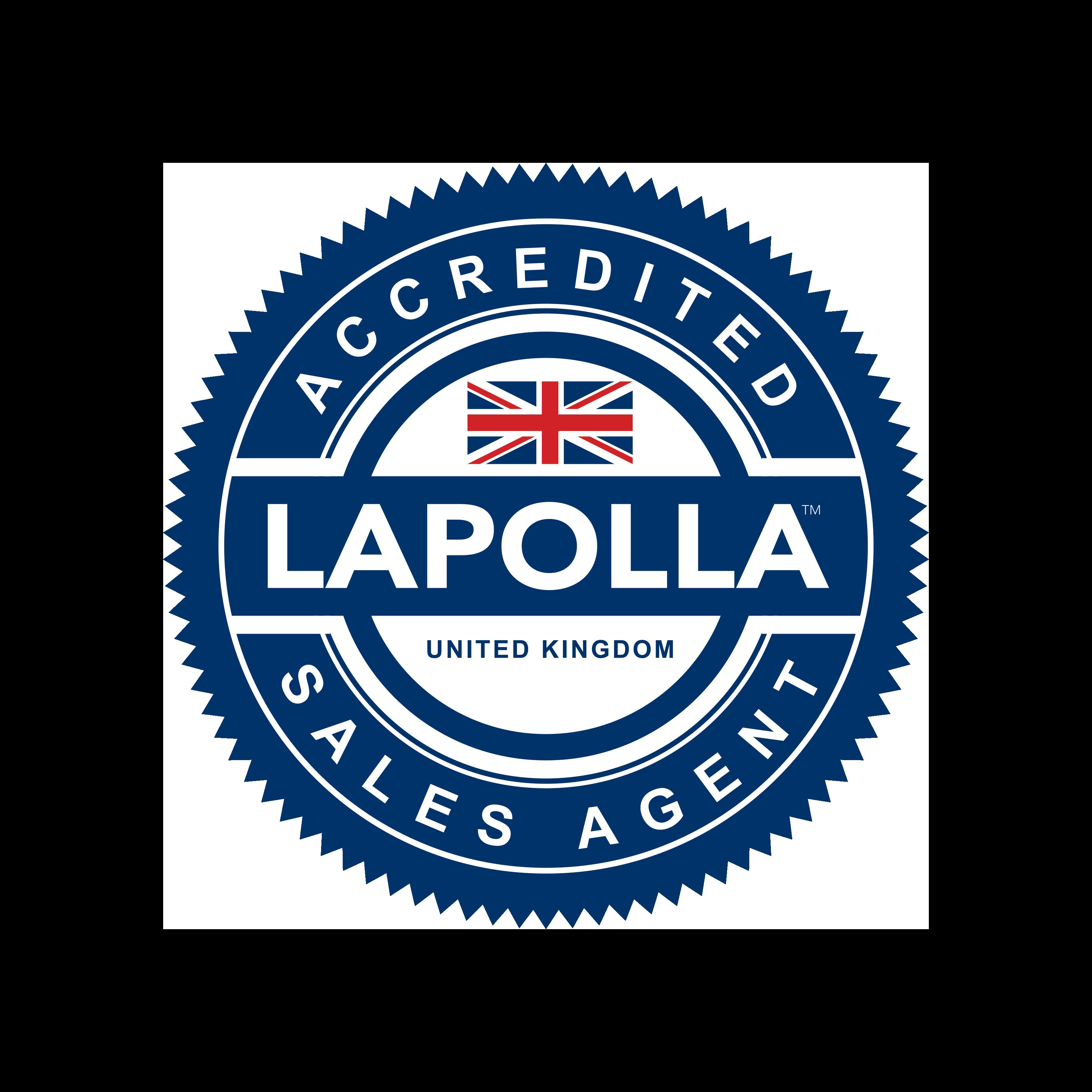 Lapolla UK Accredited Sales Agent Logo