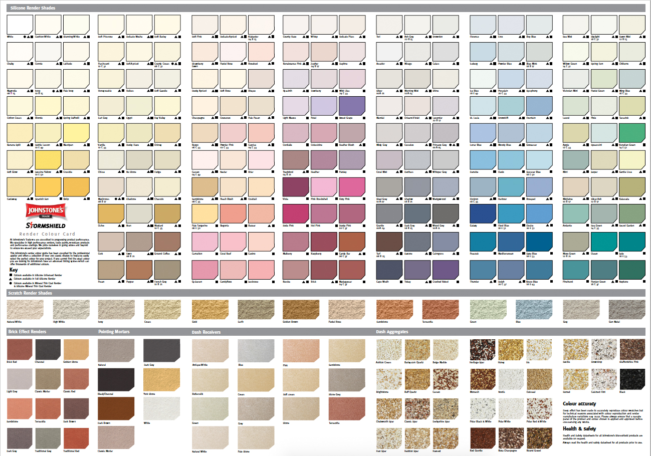 render coat color chart