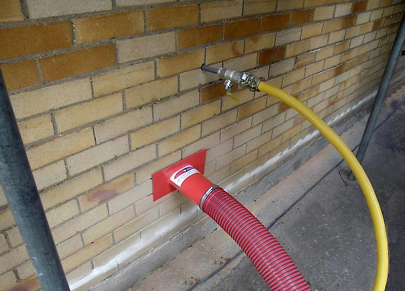 Can you remove Cavity Wall Insulation Cavity wall insulation removal method