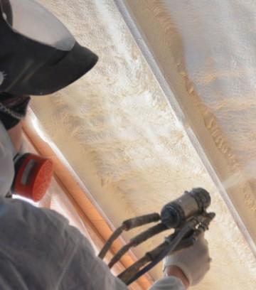 Arrow insulation, Lappola spray foam, mass foam systems, open ce